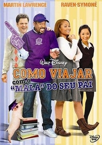 """Como Viajar com o """"Mala"""" do Seu Pai - Poster / Capa / Cartaz - Oficial 2"""