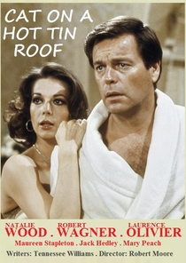 Cat on a Hot Tin Roof - Poster / Capa / Cartaz - Oficial 2