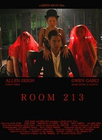 Room 213 - Poster / Capa / Cartaz - Oficial 1
