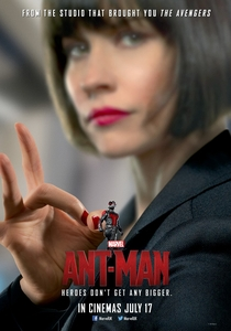 Homem-Formiga - Poster / Capa / Cartaz - Oficial 23