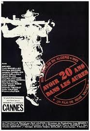 Avoir 20 ans dans les Aurès - Poster / Capa / Cartaz - Oficial 1