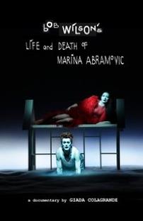 Vida e Morte de Marina Abramovic segundo Bob Wilson - Poster / Capa / Cartaz - Oficial 1