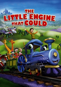A Pequena Locomotiva - Poster / Capa / Cartaz - Oficial 1