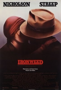 Ironweed - Poster / Capa / Cartaz - Oficial 1