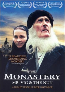 O Mosteiro: O Sr. Vig e a Freira - Poster / Capa / Cartaz - Oficial 1