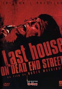 A Última Casa da Rua - Poster / Capa / Cartaz - Oficial 1