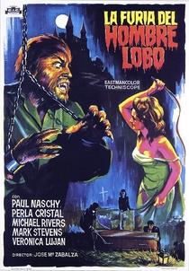 A Fúria do Lobisomem - Poster / Capa / Cartaz - Oficial 2