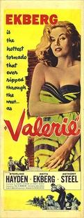 Valerie - Poster / Capa / Cartaz - Oficial 1
