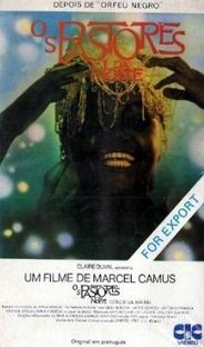 Os Pastores da Noite - Poster / Capa / Cartaz - Oficial 2
