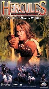 Hércules e as Amazonas - Poster / Capa / Cartaz - Oficial 1