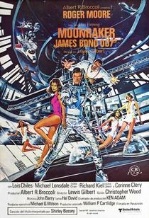 007 - Contra o Foguete da Morte - Poster / Capa / Cartaz - Oficial 8