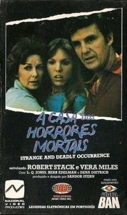 A Casa dos Horrores Mortais - Poster / Capa / Cartaz - Oficial 4
