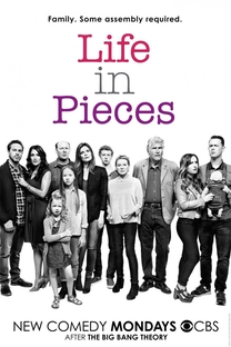 Life in Pieces (1° Temporada) - Poster / Capa / Cartaz - Oficial 1
