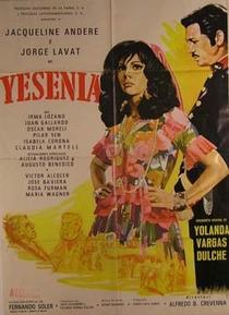 Yesenia - Poster / Capa / Cartaz - Oficial 1