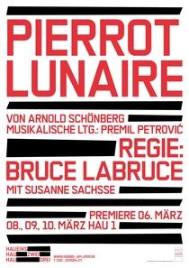 Pierrot Lunaire - Poster / Capa / Cartaz - Oficial 2