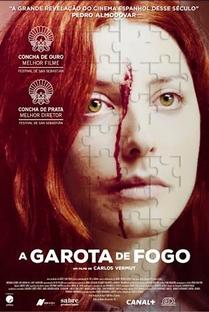 A Garota de Fogo - Poster / Capa / Cartaz - Oficial 17