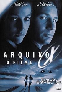 Arquivo X: O Filme - Poster / Capa / Cartaz - Oficial 2