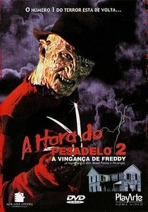 A Hora do Pesadelo 2: A Vingança de Freddy - Poster / Capa / Cartaz - Oficial 2