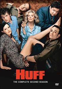 Huff (2ª Temporada) - Poster / Capa / Cartaz - Oficial 1
