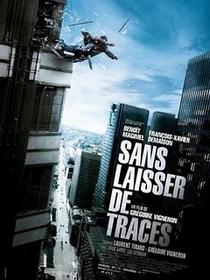 Traceless - Poster / Capa / Cartaz - Oficial 1