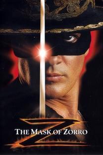 A Máscara do Zorro - Poster / Capa / Cartaz - Oficial 1