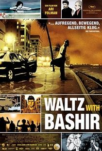 Valsa com Bashir - Poster / Capa / Cartaz - Oficial 9