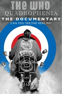 Quadrophenia: Can You See The Real Me? - Poster / Capa / Cartaz - Oficial 1