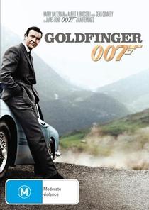 007 - Contra Goldfinger - Poster / Capa / Cartaz - Oficial 9