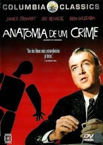 Anatomia de um Crime - Poster / Capa / Cartaz - Oficial 4