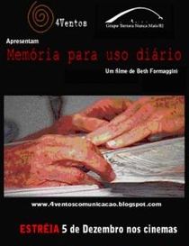 Memória para Uso Diário - Poster / Capa / Cartaz - Oficial 1