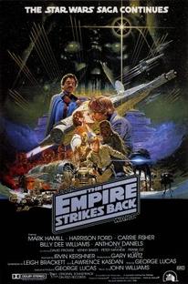 Star Wars: Episódio V - O Império Contra-Ataca - Poster / Capa / Cartaz - Oficial 4