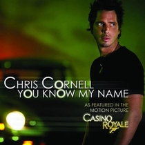 "Chris Cornell - ""You Know My Name"" - Poster / Capa / Cartaz - Oficial 1"