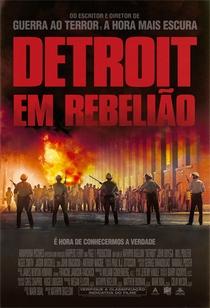 Detroit em Rebelião - Poster / Capa / Cartaz - Oficial 3