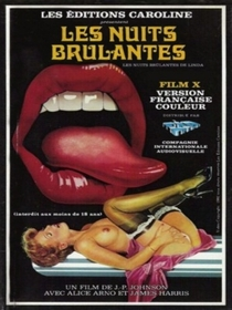 The Hot Nights of Linda - Poster / Capa / Cartaz - Oficial 1