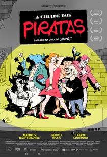 A Cidade dos Piratas - Poster / Capa / Cartaz - Oficial 2