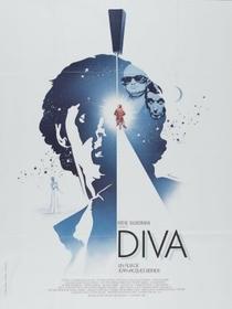 Diva - Paixão Perigosa  - Poster / Capa / Cartaz - Oficial 1
