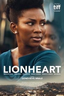 Lionheart - Poster / Capa / Cartaz - Oficial 1