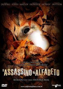 O Assassino do Alfabeto - Poster / Capa / Cartaz - Oficial 1