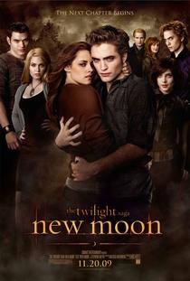 A Saga Crepúsculo: Lua Nova - Poster / Capa / Cartaz - Oficial 4