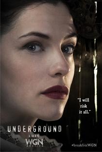 Underground (1ª Temporada) - Poster / Capa / Cartaz - Oficial 6