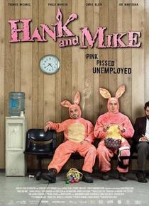 Hank e Mike - Poster / Capa / Cartaz - Oficial 2