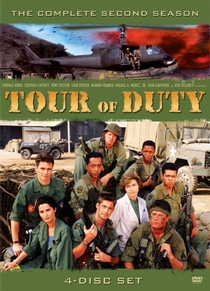 Combate no Vietnã (2ª Temporada)  - Poster / Capa / Cartaz - Oficial 1