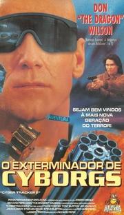 O Exterminador de Cyborgs - Poster / Capa / Cartaz - Oficial 1