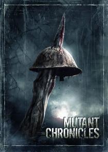 A Era Da Escuridão - Mutant Chronicles - Poster / Capa / Cartaz - Oficial 11