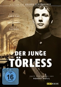 O Jovem Törless - Poster / Capa / Cartaz - Oficial 5