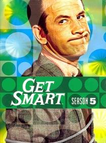 Agente 86 (5ª Temporada) - Poster / Capa / Cartaz - Oficial 1