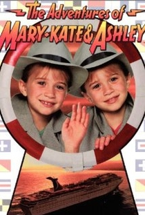 The Adventures of Mary-Kate & Ashley: The Case of the Mystery Cruise - Poster / Capa / Cartaz - Oficial 1