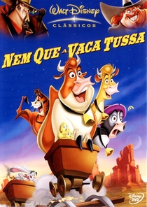 Nem Que a Vaca Tussa - Poster / Capa / Cartaz - Oficial 1