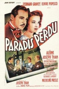 Paraíso Perdido - Poster / Capa / Cartaz - Oficial 3