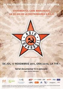 Adeus, Camaradas - Poster / Capa / Cartaz - Oficial 1